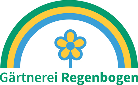 Logo Gärtnerei Regenbogen